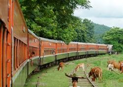 Myitkyina to hpa an Train