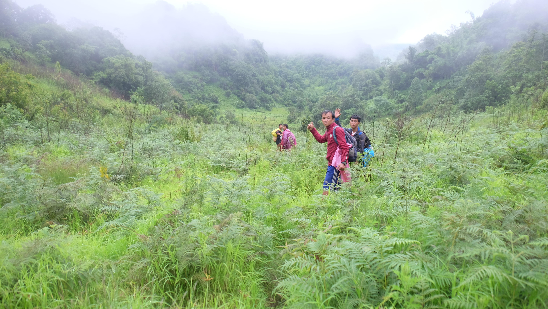 Nyaung shwe to loikaw trekking myanmar 1