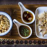 Lunch on boat Myanmar