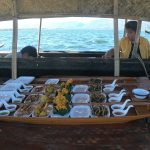 Exotic Lunch on Boat 2