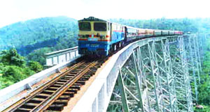 Lashio to Mandalay