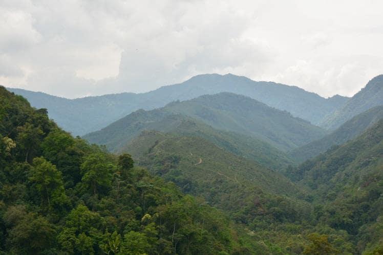 Naga Mountain