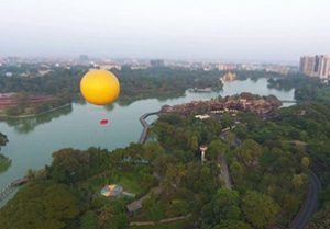 Mingalarbar Ballooning